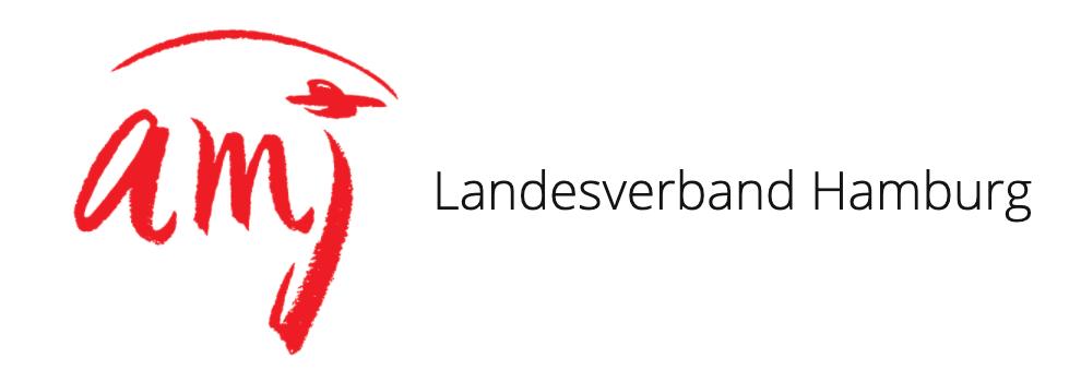 Logo amj Landesverband Hamburg